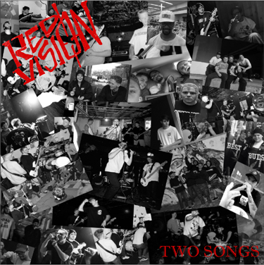 Red Vision- Two Songs