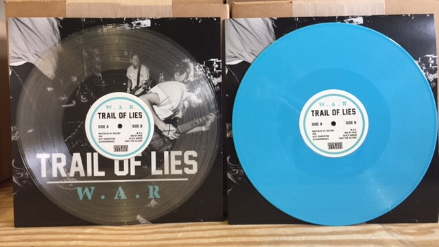 Trail of Lies vinyl only preorder
